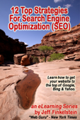 12 Strategies for Search Engine Optimization