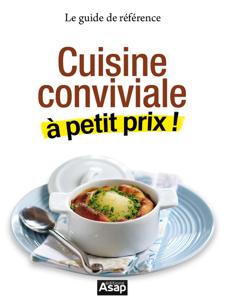 Cuisine conviviale à petit prix La couverture du livre martien