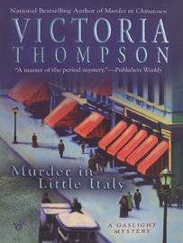 Murder in Little Italy book