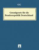 Grundgesetz für die Bundesrepublik Deutschland - GG 2016