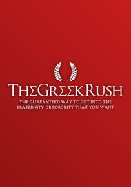 The Greek Rush book