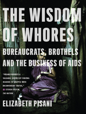 The Wisdom of Whores: Bureaucrats, Brothels, and the Business of AIDS - Elizabeth Pisani book