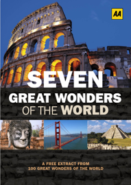 Seven Great Wonders of The World book