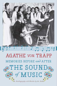 Memories Before and After the Sound of Music Book Cover