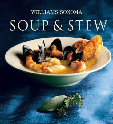 Williams-Sonoma Soup & Stew - Diane Rossen Worthington book