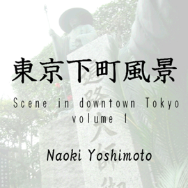 Scene in downtown Tokyo volume 1 book