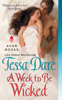 Tessa Dare - A Week to Be Wicked artwork