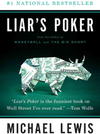 Liar's Poker book