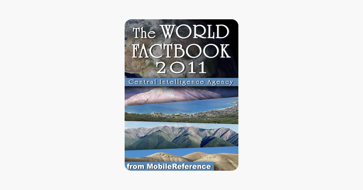 cia world factbook 2011 on apple books