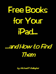 Free Books For Your iPad and How to Find Them Summary