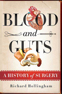 Blood and Guts - Richard Hollingham book