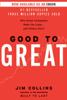 Jim Collins - Good to Great Grafik