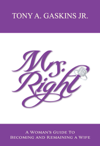 Mrs. Right Boekomslag