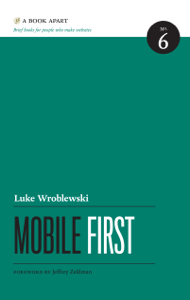 Mobile First ebook