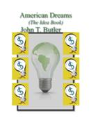 American Dreams (The Idea Book)