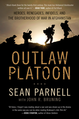Outlaw Platoon - Sean Parnell & John Bruning book
