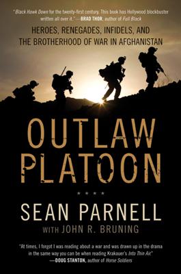 Outlaw Platoon - Sean Parnell & John Bruning book