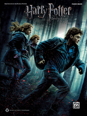 Harry Potter and the Deathly Hallows, Part 1 - Alexandre Desplat book