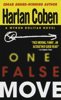 Harlan Coben - One False Move  artwork