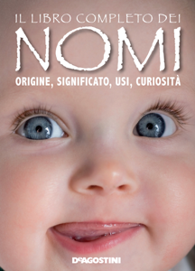 Il libro completo dei nomi Libro Cover
