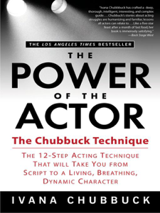 The Power of the Actor Book Cover
