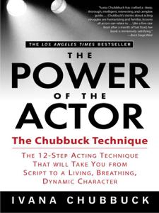 The Power of the Actor Boekomslag