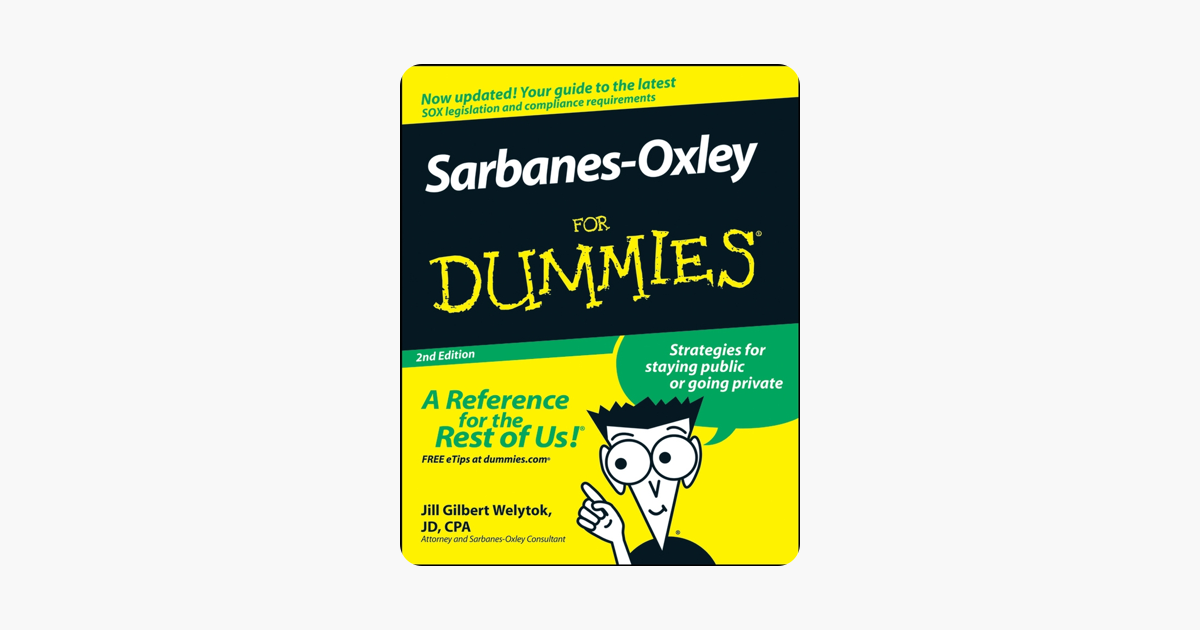 Four Ways Sarbanes-Oxley Stops Corporate Fraud