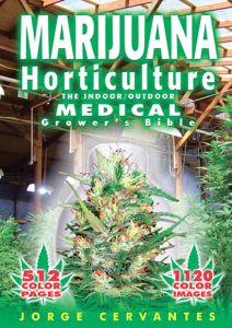 Marijuana Horticulture Book Cover