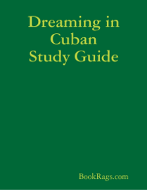 Dreaming in Cuban Study Guide book