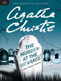 The Murder at the Vicarage book