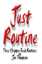 Just Routine