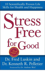 Stress Free for Good Book Cover