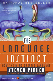 The Language Instinct book