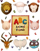 ABC Animal Friends : Alphabet book for kids