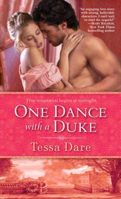 One Dance with a Duke - Tessa Dare book