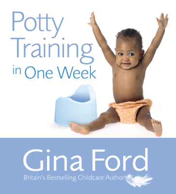Potty Training In One Week - Gina Ford book