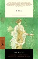Horace, James Michie & Gregson Davis - Odes artwork
