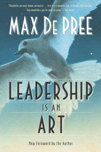 Leadership Is an Art Copertina del libro