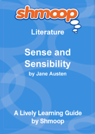 Sense and Sensibility: Shmoop Learning Guide