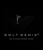 Golf Genie: Tee to Green Pocket Guide