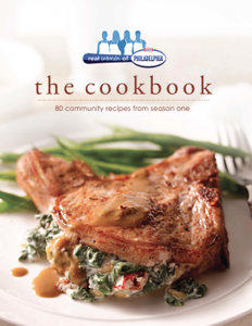 Real Women of Philadelphia: The Cookbook Book Review
