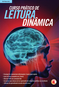 Curso Prático de Leitura Dinâmica Book Cover