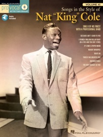Songs In The Style Of Nat King Cole Songbook