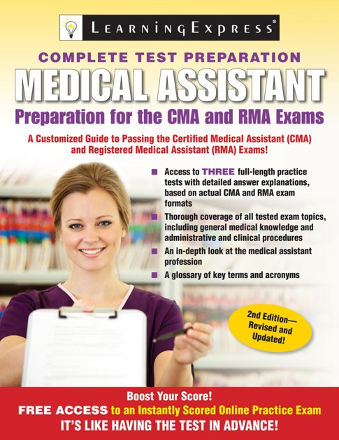 Medical Assistant Exam By Learningexpress Llc On Apple Books