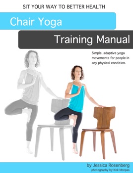 ‎chair yoga training manual on apple books