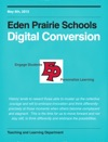 Eden Prairie Schools Digital Conversion