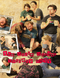 The Movie Murder Mystery Party Game