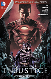 Injustice: Gods Among Us #17 book