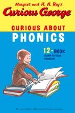 Curious George Curious About Phonics 12 Book Set (Read-aloud)