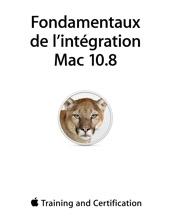 Fondamentaux De L'intégration Mac 10.8